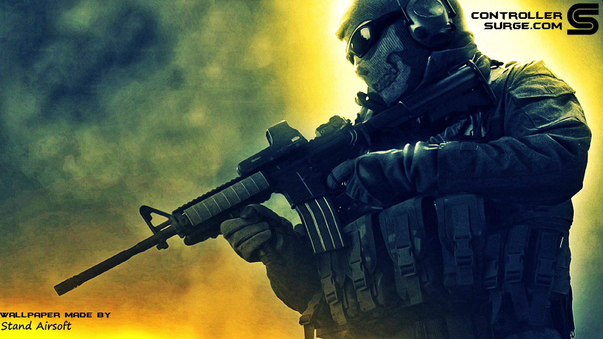 top airsoft wallpaper wallpapers - photo #16